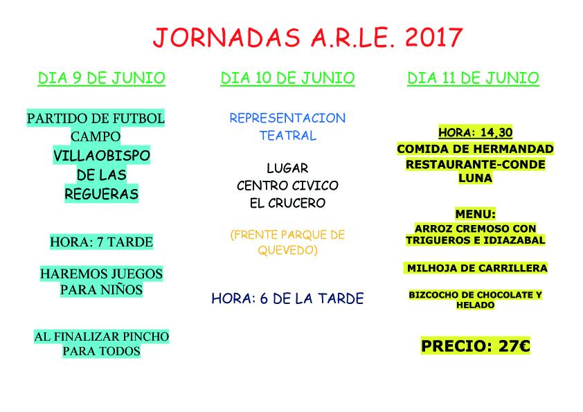 JORNADAS A